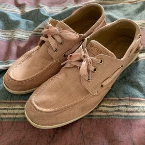 Rose Colored Sperrys